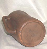 George Ohr style pottery cups